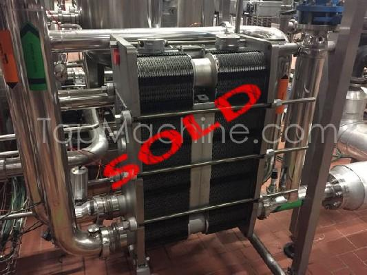 Used Sidel Mojonnier Starblend Plus 7 Beverages & Liquids Mixers and Saturators