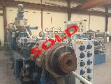 Used Bausano MD 90-36 Plus Extrusion PVC extruder