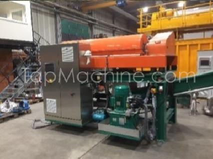 Used KHD Humboldt Wedag AG CP3 0.1 Recycling Miscellaneous