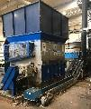 Used Zerma ZIS 2000 Recycling Shredders