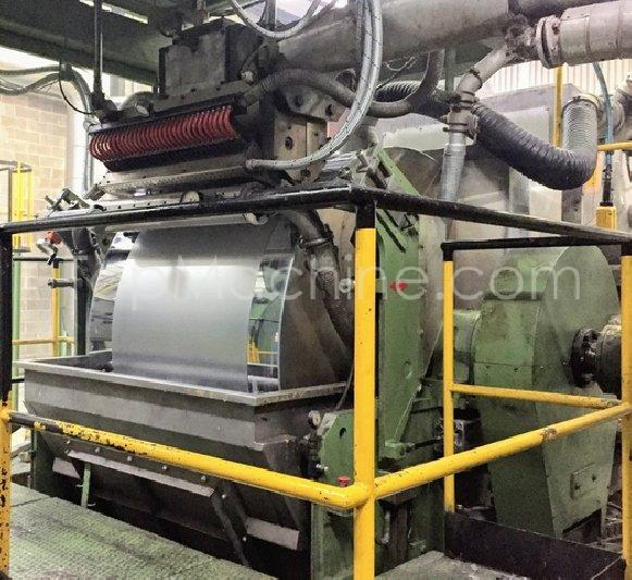 Used Bruckner 6000 Film & Print Oriented extrusion line
