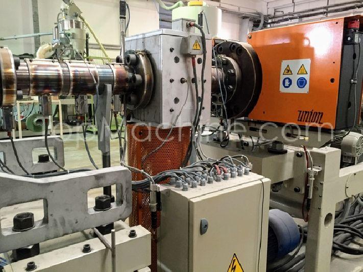 Used Union 130 Thermoforming & Sheet Sheet extrusion lines
