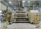 Used Er We Pa Cast Film & Print Co-extruder Cast line