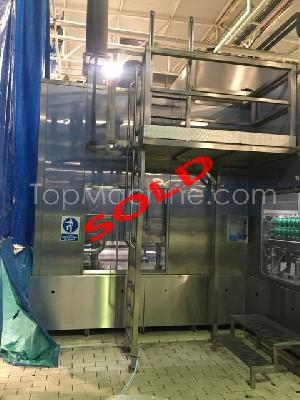 Used Serac R70-V4-12700 Beverages & Liquids Non-Carbonated Soft Drinks filling