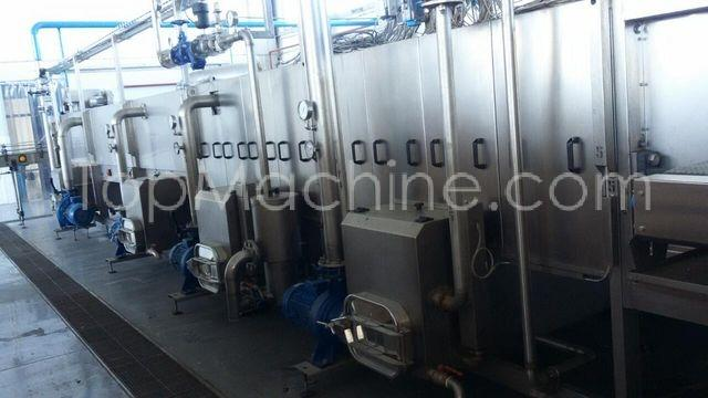 Used FMT P28-105-1 Food Packing, Filling in Glass