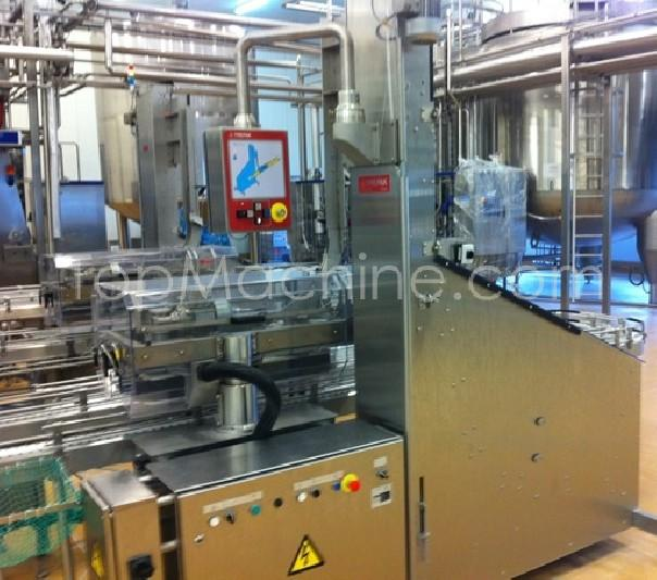 Used Tetra Pak TCA 20 Dairy & Juices Capping