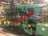 Used Corma 820-6 Extrusion Corrugated pipe line