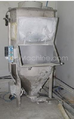 Used PLASMEC TRM-400/2V Compounding Mixers