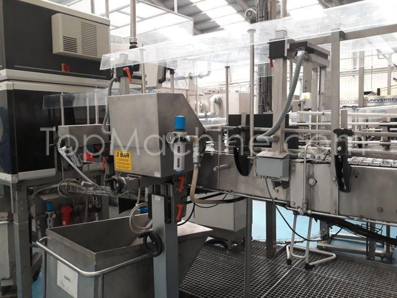 Used Heuft Linear 2 Beverages & Liquids Miscellaneous