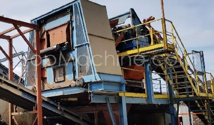 Used Precimeca 16021800 Recycling Shredders