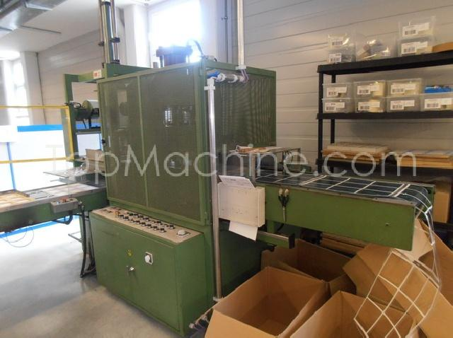 Used IMP MSA AUT 3550 Thermoforming & Sheet Vacuum forming