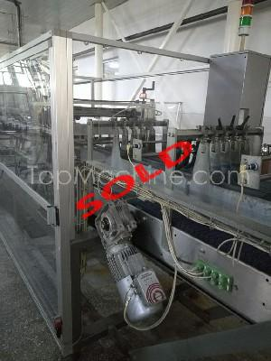 Used Krones (Kosme) VKP 40/40/10 Beverages & Liquids Carbonated filling