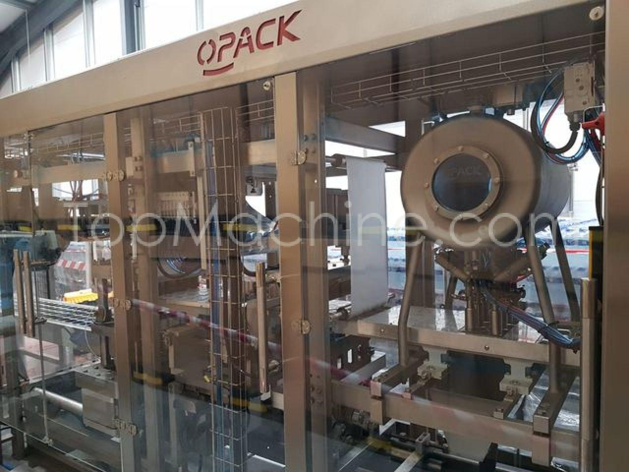 Used Opack QT 1008 Beverages & Liquids Mineral water filling