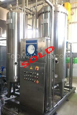 Used Simonazzi Bluestar 2000 Beverages & Liquids Carbonated filling