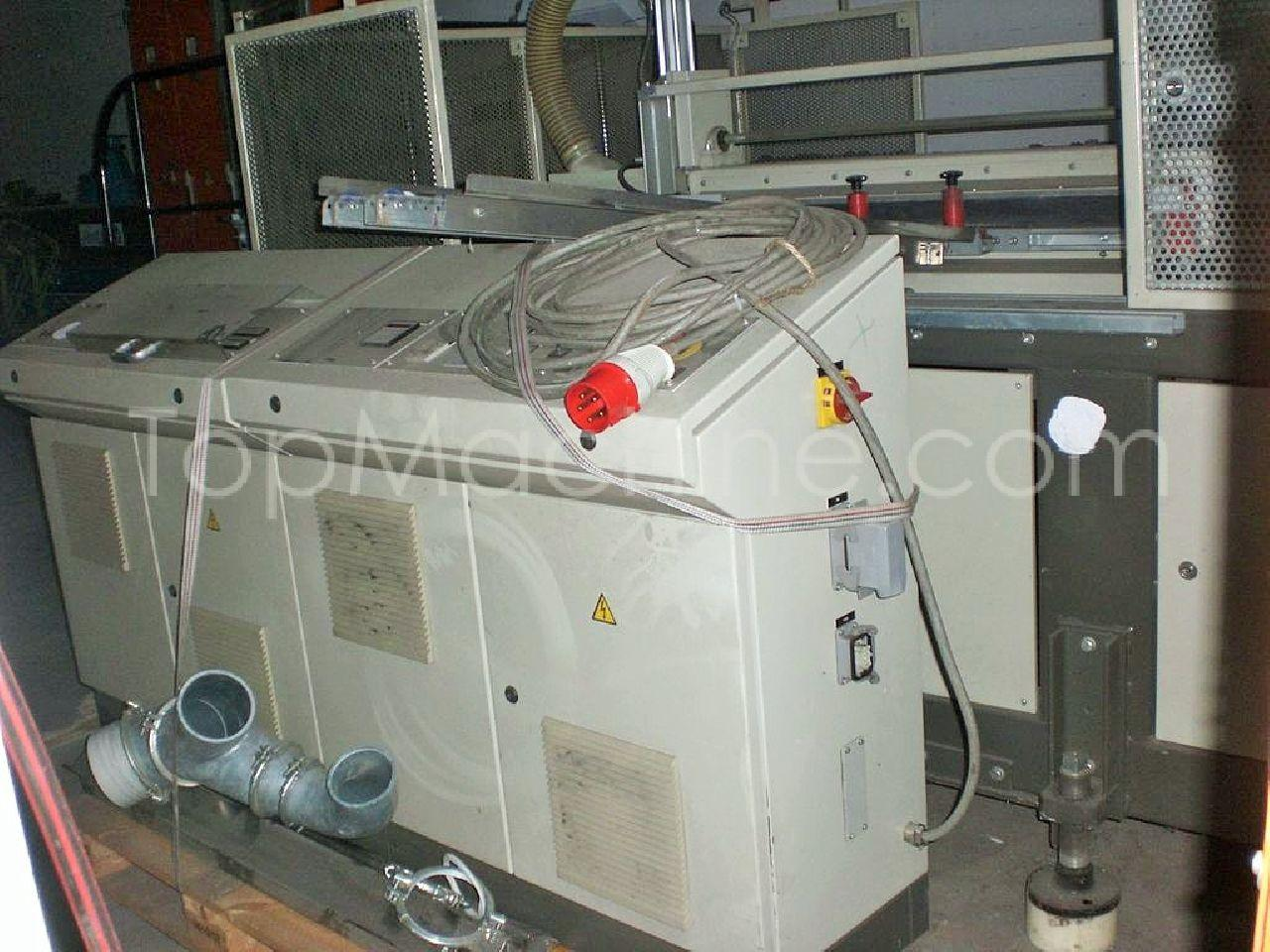 Used Greiner PT 1.400 Extrusion Profile saw