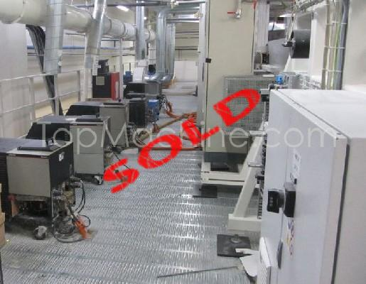 Used GDM BT400 Paper and Printers Tissue