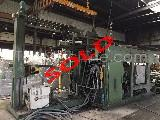 Used SICA BA CA 1F 110 630 Extrusion Belling machine