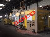 Used IPM BA 800/RS Extrusion Belling machine