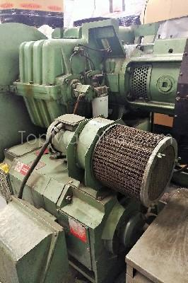 Used Davis Standard 1-90-35D Extrusion PE/PP extruder