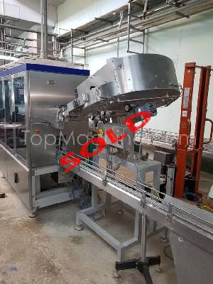 Used Tetra Pak TBA 8 Dairy & Juices Aseptic filling