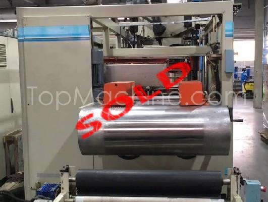 Used WM FCS 750 E Thermoforming & Sheet Thermoforming