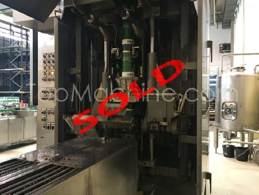 Used Tetra Pak TBA 3 Dairy & Juices Carton filling