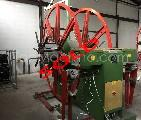Used Tecnomatic LC 1-60-30 Extrusion PE/PP pipe line