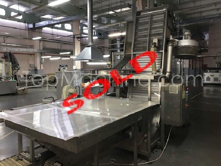 Used Tampoprint Rotoprint 2000 Bottles, PET Preforms & Closures Cap Making