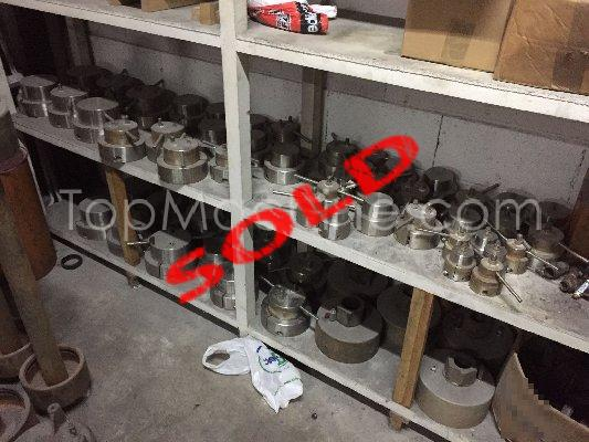 Used Various Laboratory machines Extrusion Miscellaneous