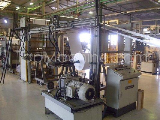 Used Kuhne 900 Thermoforming & Sheet Sheet extrusion lines