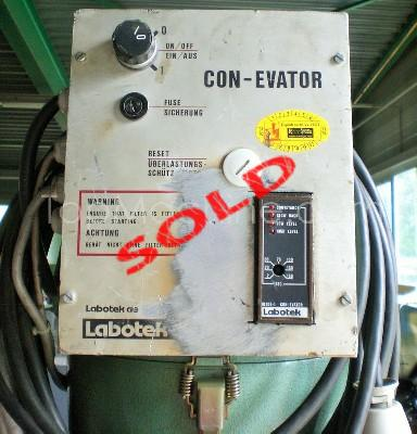 Used Labotek DDM 120 Extrusion Miscellaneous