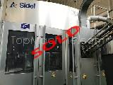 Used Sidel Combi SF GL 40/10C AOR Beverages & Liquids Mineral water filling