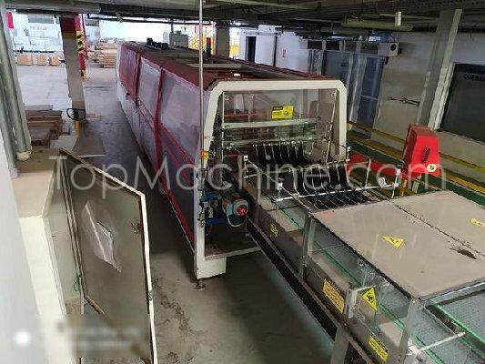 Used Solbern LFF 103 Beverages & Liquids Can Filling Line