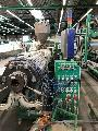 Used Battenfeld BEX 2 110 28D Extrusion PVC extruder