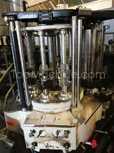 Used Krones Canmatic Beverages & Liquids Labeller