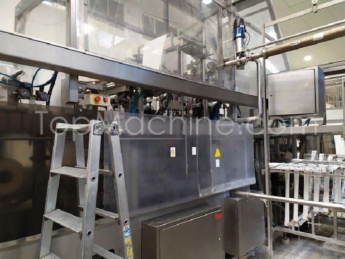 Used Finnah 2450 Dairy & Juices Cup Fill & Seal