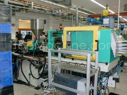 Used Arburg 270S 500-60 Injection Moulding Clamping force up to 1000 T