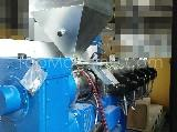 Used Ankele AE 1-70-30-7 Extrusion PE/PP extruder