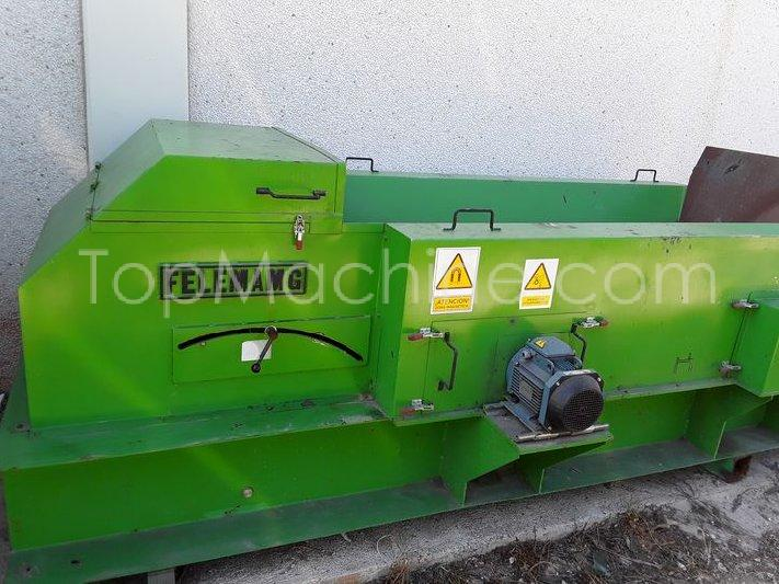 Used Felemamg SFME 29/800 Recycling Miscellaneous