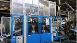 Used Automa PLUS AT2DS-GMC Bottles, PET Preforms & Closures Extrusion Blow Molding