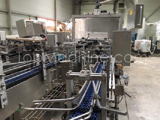 Used GEYSSEL 424 Dairy & Juices Miscellaneous