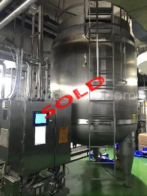 Used Tetra Pak RFA 40 Beverages & Liquids Non-Carbonated Soft Drinks filling