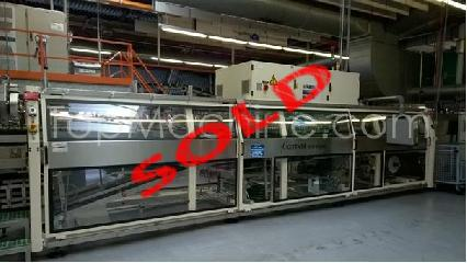 Used Krones Variopac FS 70 Beverages & Liquids Shrink wrapper