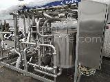 Used Tetra Pak Tetra Therm Lacta Dairy & Juices Pasteurizer
