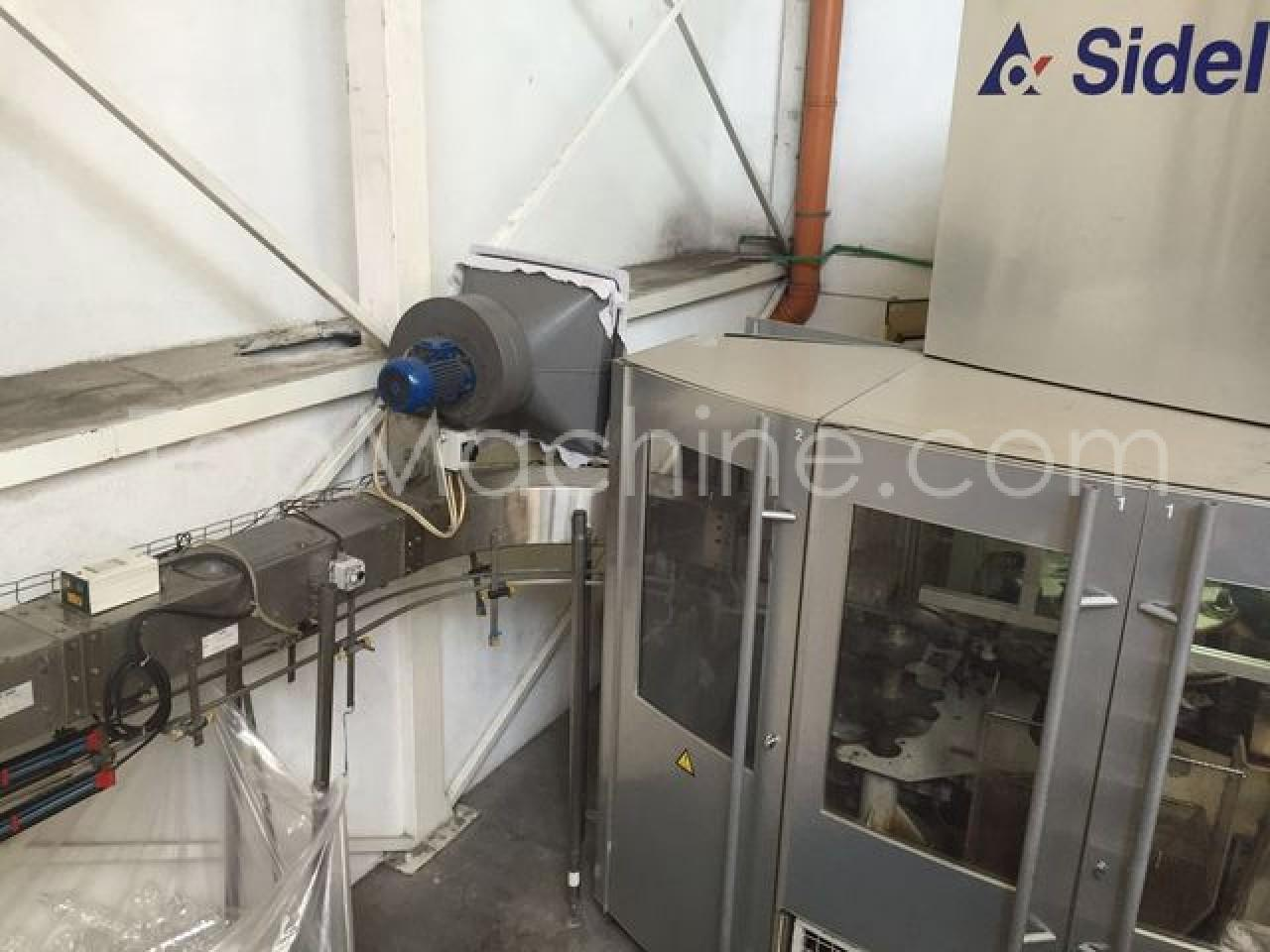 Used Sidel SBO 14 /14 Universal Bottles, PET Preforms & Closures PET Stretch Blow Molding