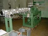 Used Werner & Pfleiderer ZSK 53 Compounding Compounding line