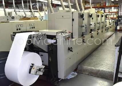 Used Codimag Viva 340 Film & Print Label printing
