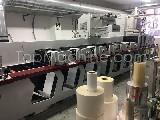 Used Mark Andy Performance series P3 Film & Print Label printing