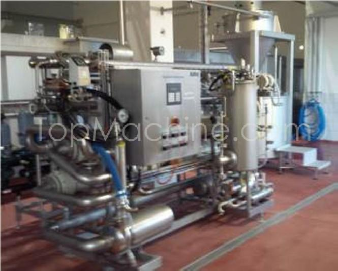 Used AMS MF Dairy & Juices Miscellaneous