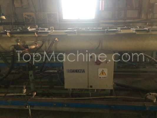 Used Bandera TR 65 AFT 30 D Extrusion PE/PP pipe line